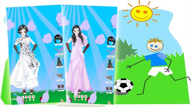 Dress Up Games for Kids poster