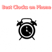 Best Clocks on Phone icon