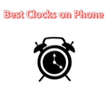 Best Clocks on Phone poster