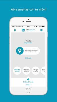 Terraminium Mando Garaje Móvil screenshot 1