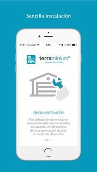 Terraminium Mando Garaje Móvil screenshot 4