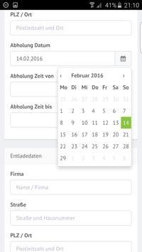 DayCharter screenshot 1
