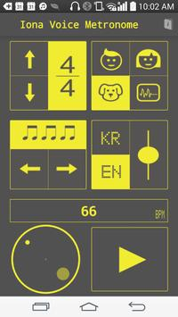 Voice Metronome by IonaPlays screenshot 2