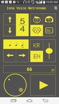 Voice Metronome by IonaPlays screenshot 4