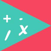 Crazy Math Numbre icon