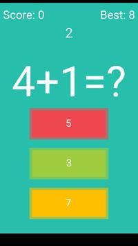 Crazy Math Numbre screenshot 1