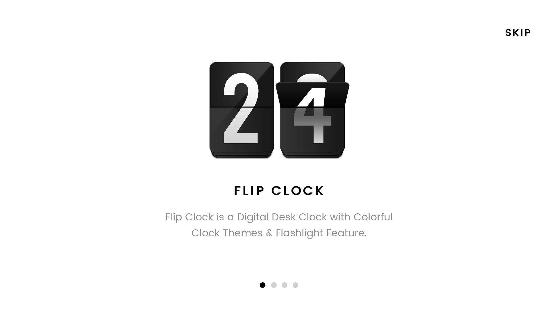 Flip Clock for Android - APK Download