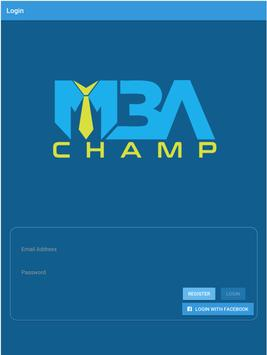 MBAChamp screenshot 2