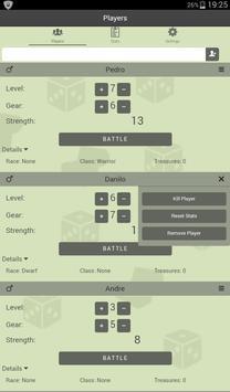 Level Counter for Munchkin screenshot 8