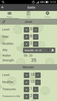 Level Counter for Munchkin screenshot 3