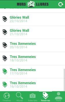 Murs Lliures apk screenshot