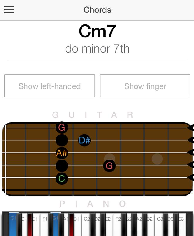 myChordBook Mobile APK Download - Free Music & Audio APP for Android ...