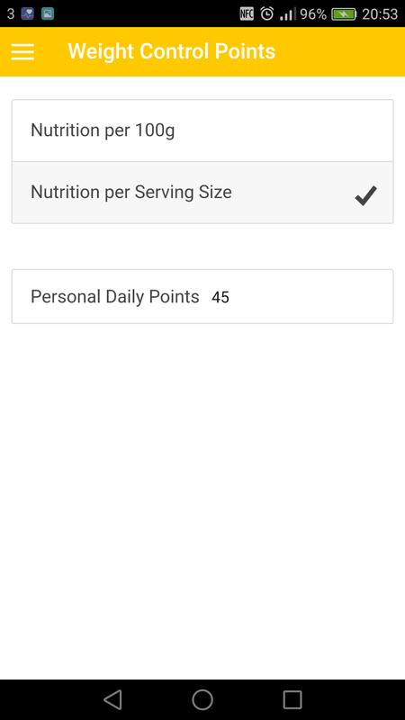 Weight loss tracking templates