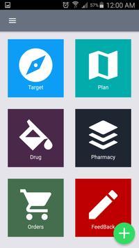 Pharmateam Salespersons apk screenshot