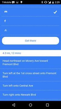 Vento: Offline Directions screenshot 1