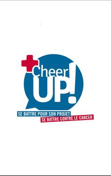 CHEER UP poster