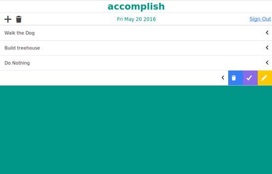 accomplish screenshot 2