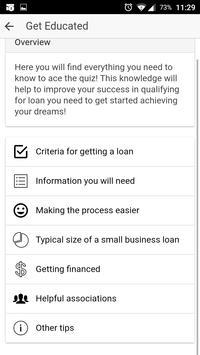LoanBuddy by Enactus apk screenshot