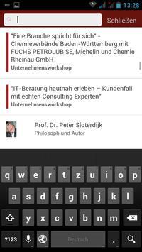 Mannheim Forum 2016 apk screenshot
