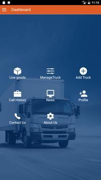 Freight App screenshot 4