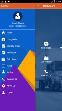 Freight App screenshot 3