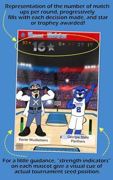 Mascot Madness - March Bracket apk screenshot