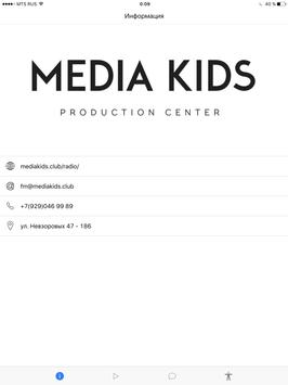 Media Kids FM apk screenshot