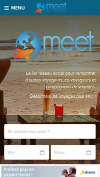 Meettotravel apk screenshot