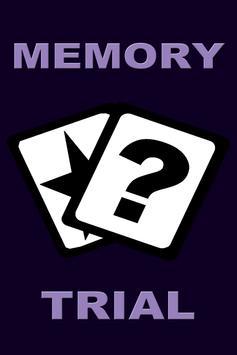 Memory Trial: Check memory! poster