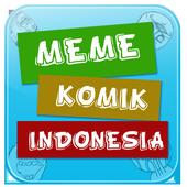 Meme Komik Indonesia icon
