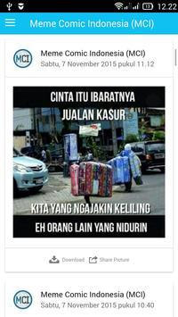 Meme Komik Indonesia screenshot 3