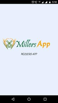 Millers App poster