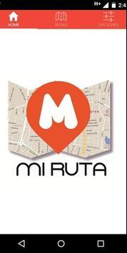 MI RUTA poster