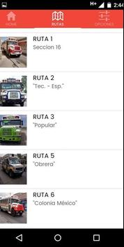 MI RUTA screenshot 2