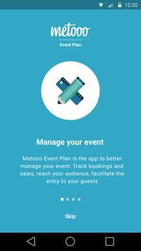 Metooo Event Plan poster