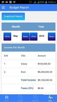 Summit Money Manager screenshot 2