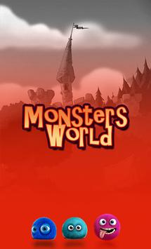 Monster World poster