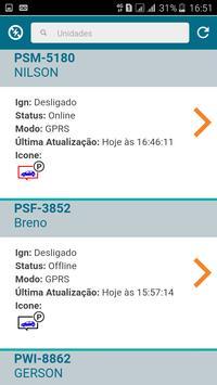 Mova Rastreamento screenshot 1