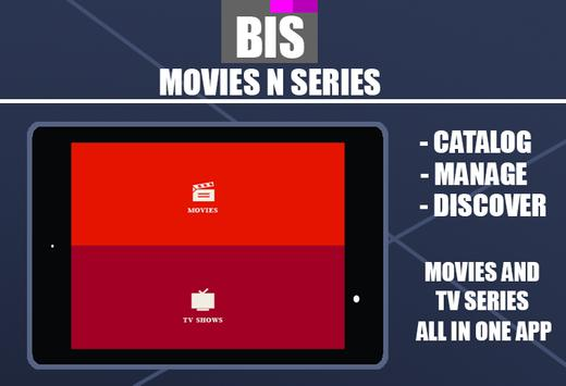 BIS Movies N Series Free screenshot 8