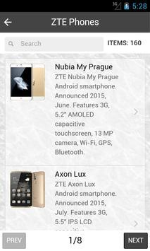 MPedia-ZTE screenshot 1