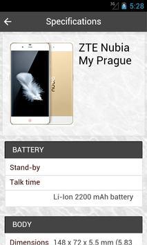 MPedia-ZTE screenshot 2