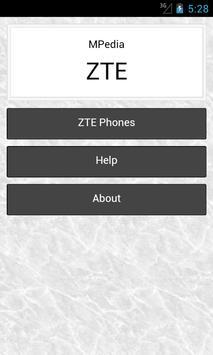 MPedia-ZTE screenshot 3