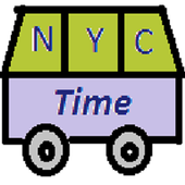 NYC Bus Time icon