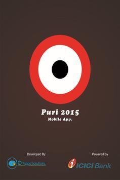 Puri 2015 poster