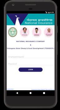 Telanganajeevasamruddhi-National Insurance Company poster