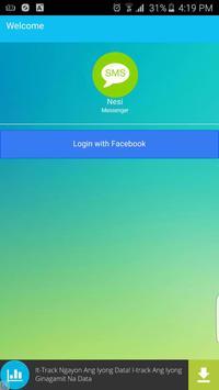 Nesi Messenger apk screenshot