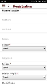 Matrimony Consultants apk screenshot