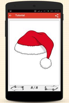How to Draw Christmas Stuff screenshot 10