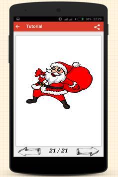 How to Draw Christmas Stuff screenshot 13