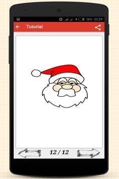 How to Draw Christmas Stuff screenshot 8